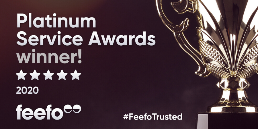 Muldale receives Feefo Platinum Trusted Service Award 2020