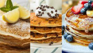 Pancake Day Recipes To Suit Everyone's Diet