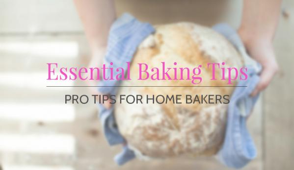 6 baking tips you need to know!