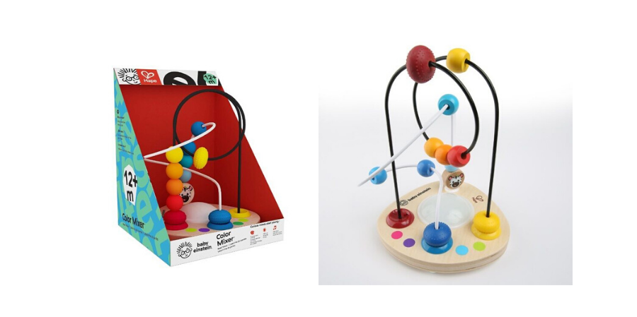 loop toy from hape for 12 months+