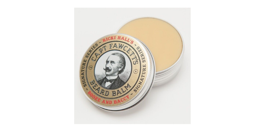 booze and baccy beard balm